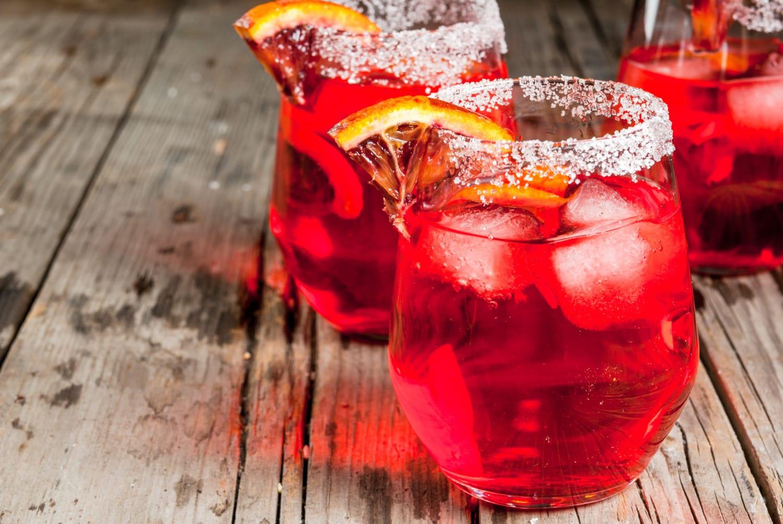 Esta receita de Margarita de Nadal branca converterase no seu novo Bebida favorita!