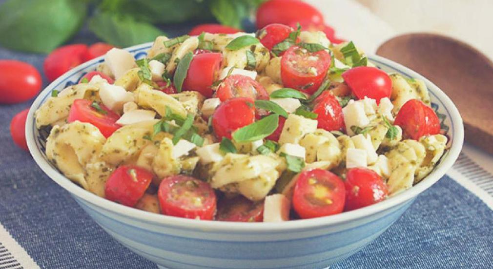 Une salade qui goûte le ciel!