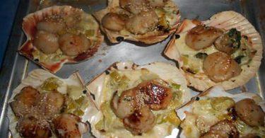 Noix de saint jacques aux poireaux : la meilleure recette
