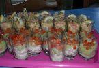 Verrine concombre apéro et/ou entrée