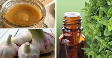 11 antibiotiques naturels qui peuvent soigner certains problèmes de santé