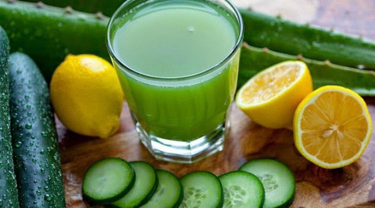 7 jours 7 verres : cette cure minceur au citron permet de brûler la graisse abdominale