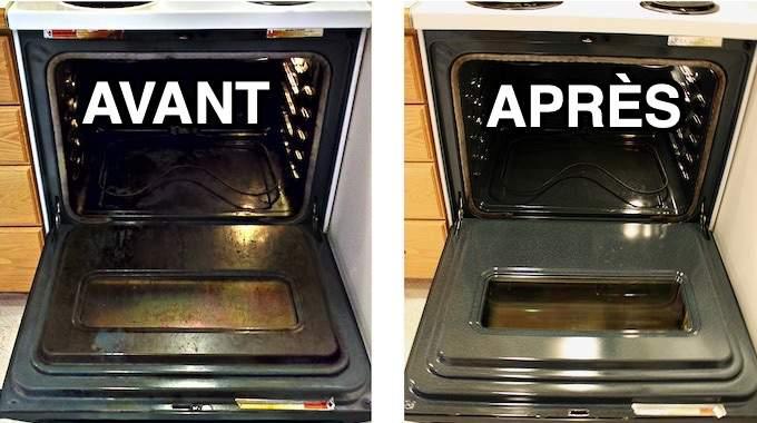 8 astuces efficaces pour dégraisser les fours très sales et les rendre comme neuf