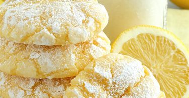 Cookies citron ultra facile en 10 minutes