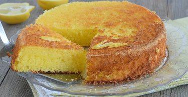 Gâteau crémeux facile parfumé et au goût délicat