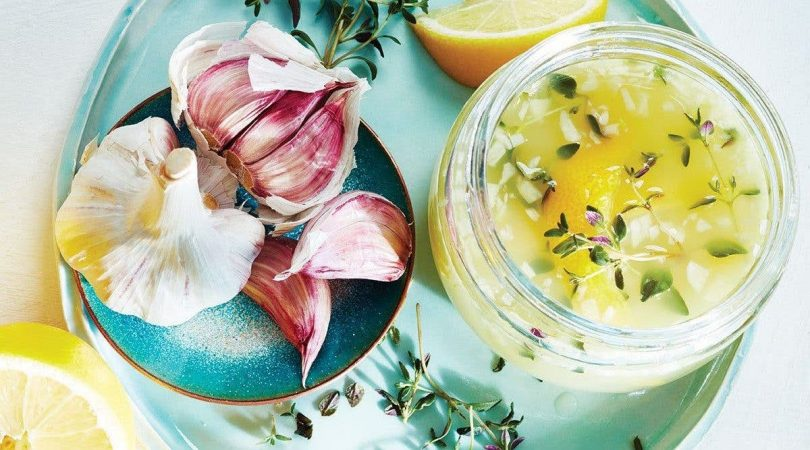 La célèbre recette de la marinade au citron pour parfumer vos grillades cet été