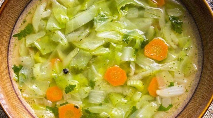 Le régime de soupe aux choux pour perdre 3 kg en une semaine