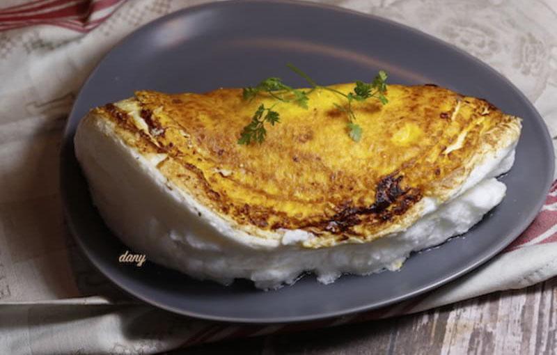 L'omelette de la mère Poulard