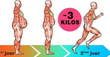 Perdre du poids : ce régime nettoyant élimine 3 kilos en 12 jours (menu complet)