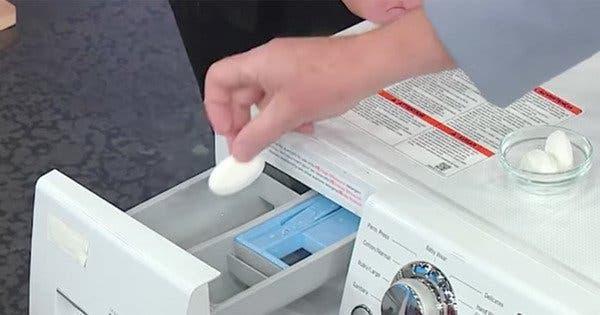 Une astuce efficace pour nettoyer votre machine à laver