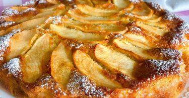 La tarte aux pommes rapide et facile