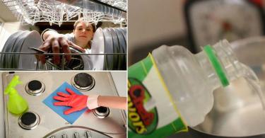 Le vinaigre permet de remplacer 5 produits de nettoyage que vous pensiez indispensables