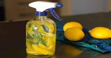 Voici comment utiliser le citron pour avoir un bon parfum tous les jours à la maison