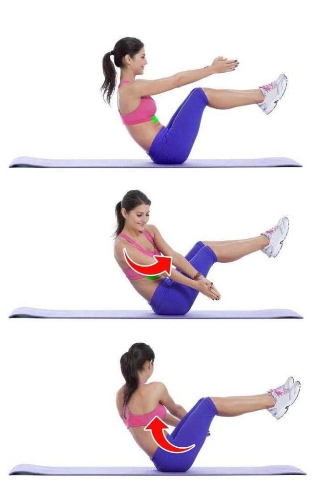 15 minutes d'exercice pour brûler les graisses du ventre si vous n'avez pas le temps d'aller à la salle de sport