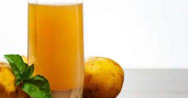 Apprenez à vous débarrasser des taches brunes avec le jus de pomme de terre