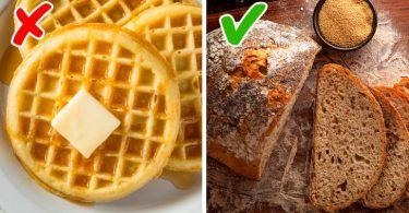 Il faudrait éviter de manger ces 6 aliments avant 10 heures du matin