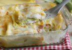Recette lasagnes aux courgettes et au jambon