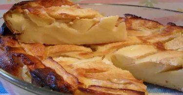 Recette far breton aux pommes facile