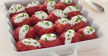 Boulettes de betteraves cuites au four