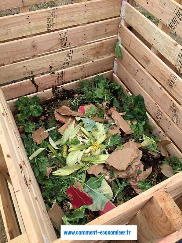 Comment Fabriquer Un Bac à Compost Avec des Palettes En 10 Min Chrono