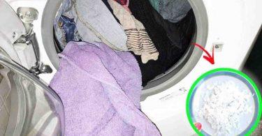 Si votre linge sent mauvais même après lavage, voici 7 astuces pour éviter cela
