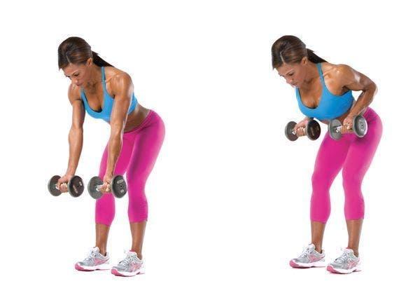 7 exercices pour se débarrasser des plis sur le dos et les côtés