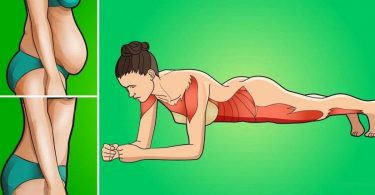 Ce défi de la planche de 28 jours tonifie et raffermit votre ventre