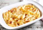Macaroni gratiné au fromage & mascarpone