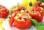 Tomates farcies froide simple et facile