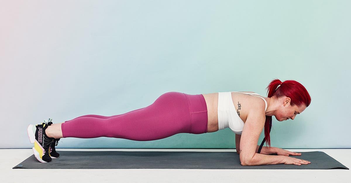 9 types de planches pour sculpter le ventre en quelques jours