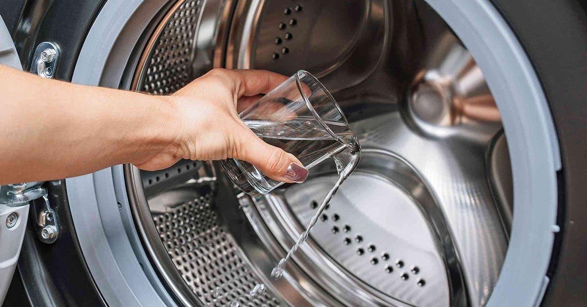 Comment nettoyer un lave-linge pour qu'il devienne comme neuf