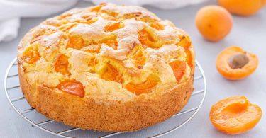 Gâteau au abricots très doux recette facile