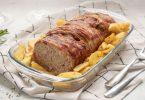 Pain de viande au pommes de terre recette facile