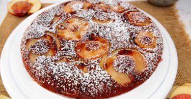 Tarte aux pommes poêlée recette facile
