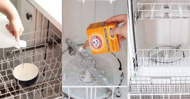 Comment nettoyer votre lave-vaisselle en 3 etapes rapides et faciles