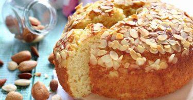 Gâteau amandes à la ricotta en 5 minutes