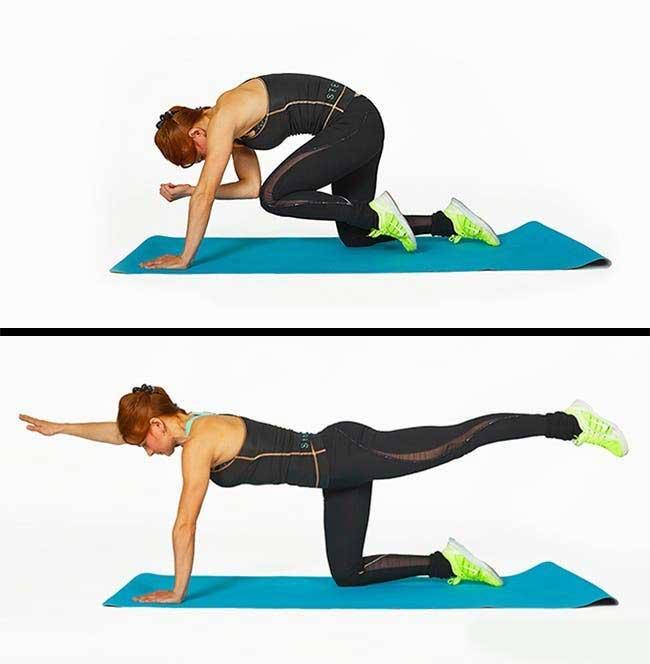 Perdre du poids 7 exercices qui transformeront tout votre corps en 4 semaines